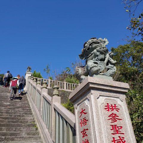 台湾新北市-拱北殿